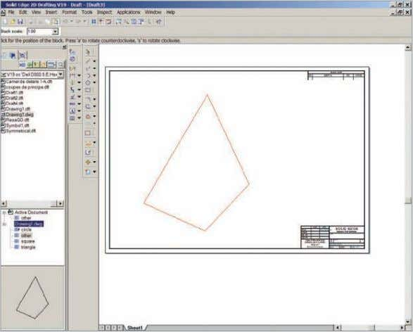 Use AutoCAD blocks directly in Solid Edge 2D Drafting How can I set up Solid Edge