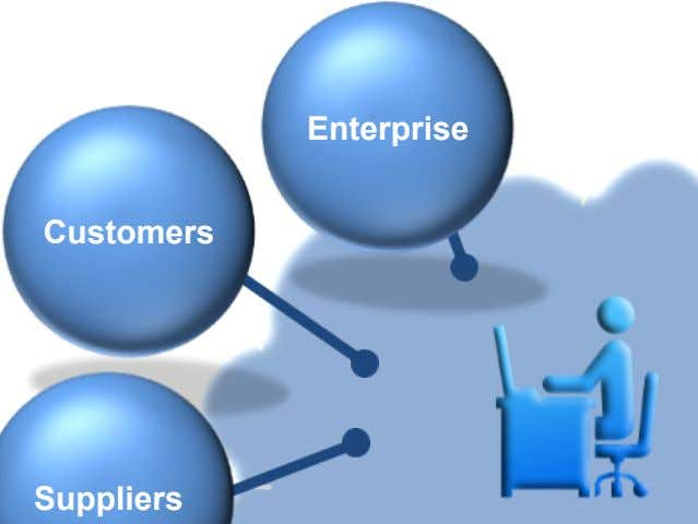 Enterprise Customers Suppliers