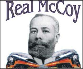 automotive industry loses US $12 billion to counterfeiting. Elijah McCoy, (1843-1929) Inventor of the automatic