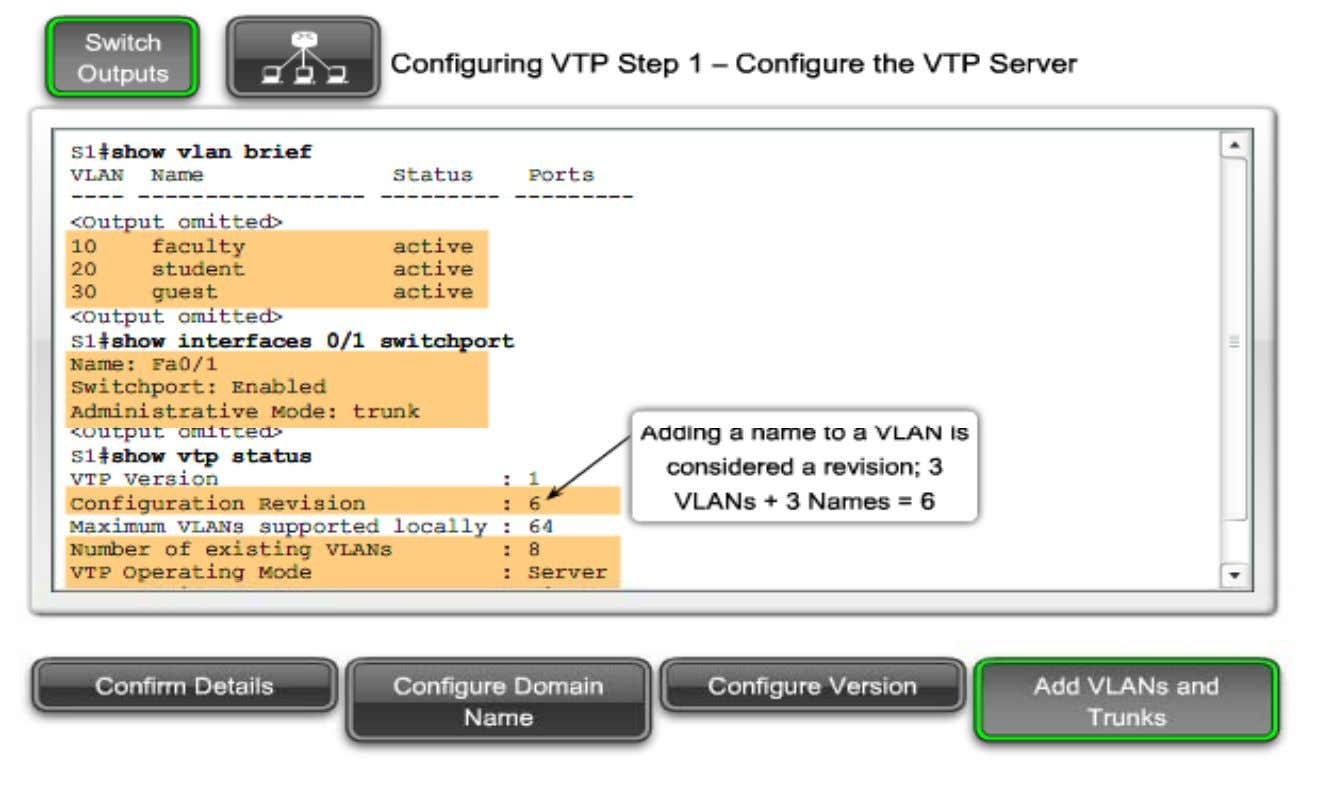 Add Vlan at server, enable trunking port H ọ c vi ệ n m ạ ng