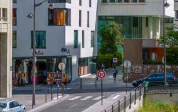 interconnected by public transport. New transit-oriented redevelopment in Paris-Massena, France. Introduction 9