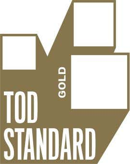 TOD Standard 2014 Rankings Gold standard: 85 – 100 points Gold-standard TOD rewards urban development projects