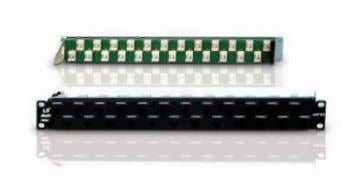 SimpleView T M Copper Patch Panel Description Products Category 6A Patch Panel Category 6 Patch Panel