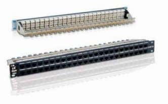 6A Patch Panel Category 6 Patch Panel with Switch Port Category 6(High-Density) LS SimpleView T M