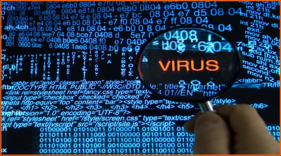 Computer Virus A computer virus is a program that spreads malicious code by coping itself and