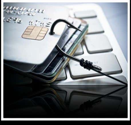 internet fraudsters impersonate a business to trick you into giving out your personal information, it's called
