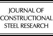 Journal of Constructional Steel Research 63 (2007) 791–803 www.elsevier.com/locate/jcsr Experimental studies on