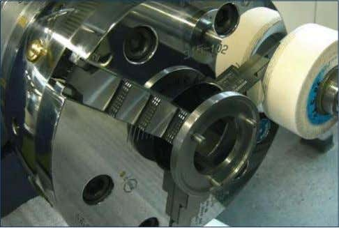 immer unter Spanndruck! Innenspannung I.D.-Clamping O.D.-Clamping turning ring grinding wheel jaw lathe