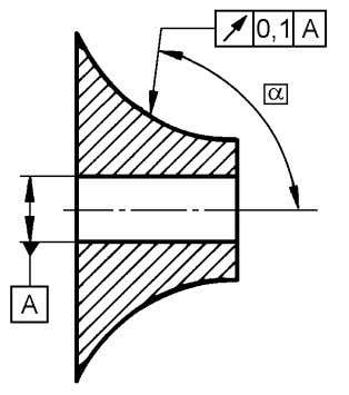 the specified geo- metry of the part. See figures 32 and 33. Fig 32 Fig 33