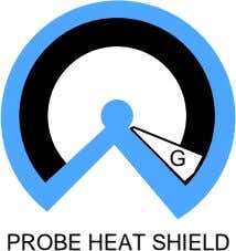 G PROBE HEAT SHIELD