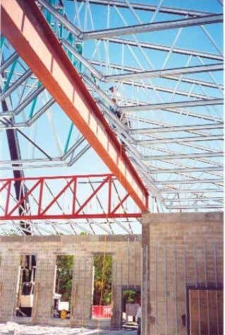 SPECIFYING / DESIGNING Information Needed for Truss Design Specified Design Loads Trusses are required to transfer
