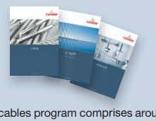 im Laden- und Messebau. Carl Stahl Architectural Program: I-SYS The stainless steel architectural cables program