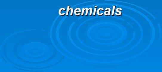 chemicalschemicals example, example,