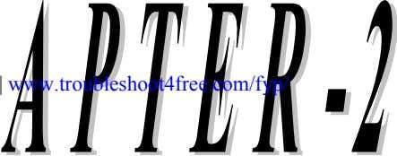 | www.troubleshoot4free.com/fyp/