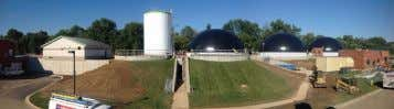 System Projects: $5.9 million ($2 million in grant funding) Water Pollution Control Plant - New Digesters
