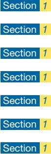 Section 1 Section 1 Section 1 Section 1 Section 1 Section 1 Section 1