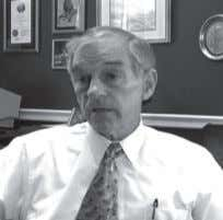 act and the Defense Authorization Actwhichessen- Congessman Ron Paul, TX. tially wipes out Habeas Corpus.