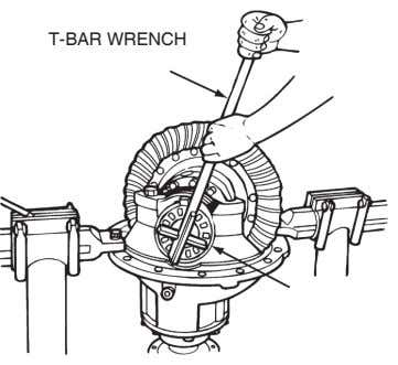 T-BAR WRENCH