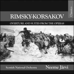 B Booklet.indd ooklet.indd 2 28-29 8-29 28 Also available Rimsky-Korsakov Overture and Suites from the Operas