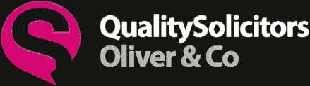 December 2011 23 Not sure which Solicitor to choose? At QualitySolicitors Oliver & Co we promise