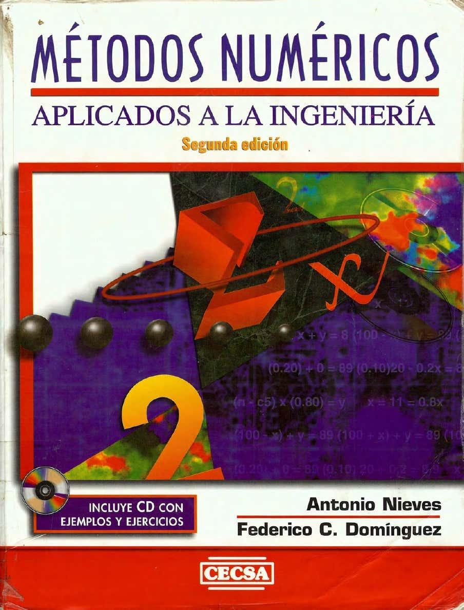 METODOS NUMERICOS - ANTONIO NIEVES HURTADO 1-038d6ba9e2