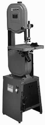 BandSaW Model 67595 Set up and operating inStructionS Visit our website at: http://www.harborfreight.com read this