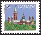 from Nova Scotia. have settled in a. Scotland b. India 5 Canada's government meets in the