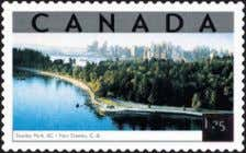 of people visit Stanley Park in a. Winnipeg b. Vancouver 8 Most of Canada's live in