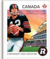 was built in 1921. It is on Canada's a. quarter b. dime 31 The Redblacks are