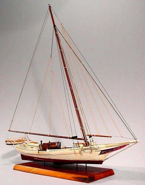Model Boat Building • Scale models – Develop construction details, sail plans – Practice precision joinery