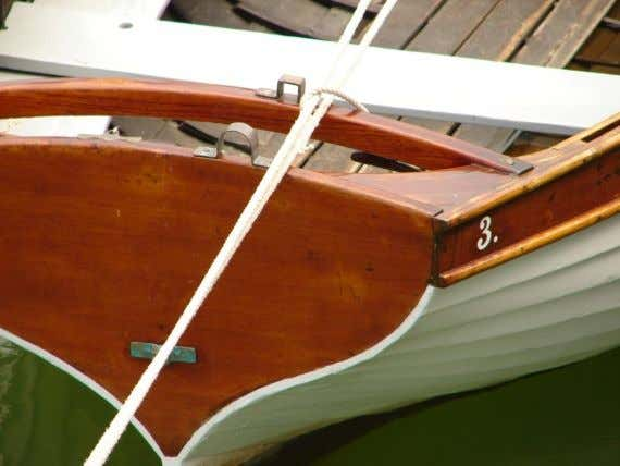 Boat Building Challenges • Compound angles • Nothing is square • Visualize in 3 dimensions •