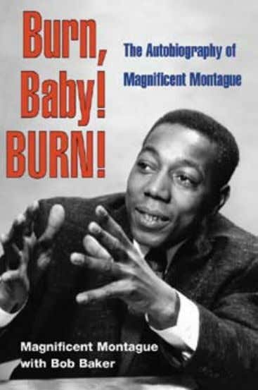 mUsIC / BIOgRAPHy NEW IN PAPER burn, baby! buRn! The Autobiography of Magnificent Montague magnificenT monTague