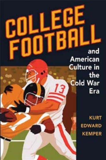 sPORTs / AmeRICAn HIsTORy alSo of inTereST a brief history of american Sports eLLIOTT J. gORn