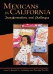 $25.00s £18.99 £54.00 LABOR sTUDIes / LATInO sTUDIes alSo of inTereST mexicans in california Transformations