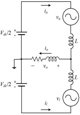 is OFF and T 2 is ON. Fig. 1. Construction of a MMC. Fig. 2. Single-phase
