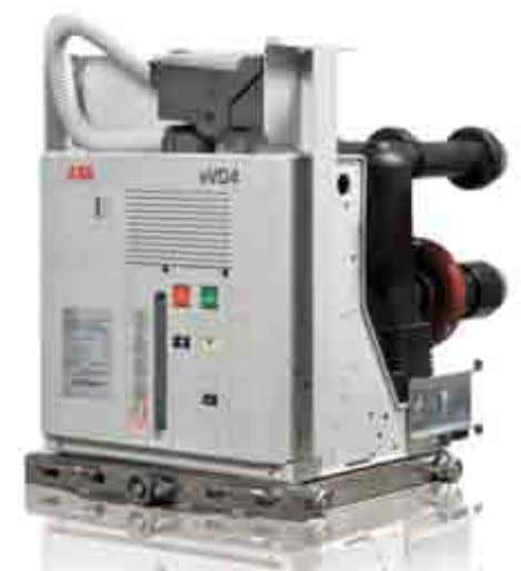 pur - poses e.g. big motors, ovens and melting furnaces. Primary distribution vacuum circuit-breaker (15 kV)