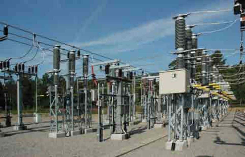Introduction Distribution substation Circuit breakers are some of the most important compo- nents in modern electric