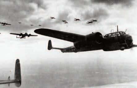 it was slow (227mph), it did carry a respectable bomb load. Dornier Do 17 (and similar