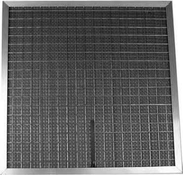 & ACCESSORIES alpinepure eS (electrostatic air Filter) Electrostatic air filters utilize synthetic material which