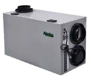 FOR UNITS, OPTIONS & ACCESSORIES alpinepure hrv The WaterFurnace AlpinePure HRV (Heat Recovery Ventilator)