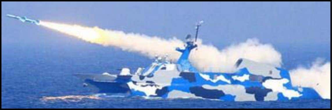 Type 022s Firing YJ-83 (C-803) Anti-ship Missiles (7Jul2010) All Images Are Open Source 3 8