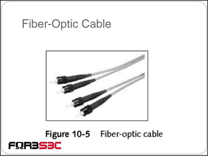 Fiber-Optic Cable