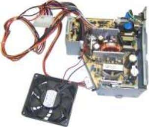 consists of: 1. Plastics, rubber, circuit boards, cables Fig. 4 : Some of the Key Components