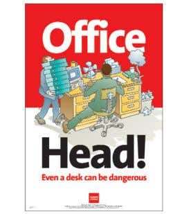 when we tend to ignore them. Some office hazards are:-  Electrical equipment  Display screen