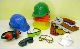 the IMS website. It is management responsibility to ensure:-  PPE is provided.  Adequate instruction