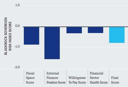 1.0 0.0 -1.0 -2.0 Fiscal External Financial Space Finance Sector Final Score Position Score Willingness