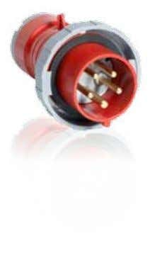 Red 440-460 60 316P11W 2CMA166484R1000 1 0.24 • Accessories page 68 • Techical data page