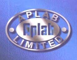 for more EVALUATION OF APLAB LIMITED THROUGH RATIO COMPANY PROFILE ABOUT COMPANY – APLAB Limited is