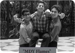 """MDY Flames"""
