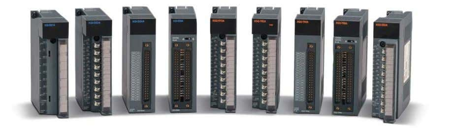 Terminal block type, one-touch installation of module Input module specifications   Item   DC input